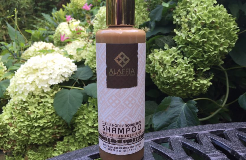 Alaffian shampoo