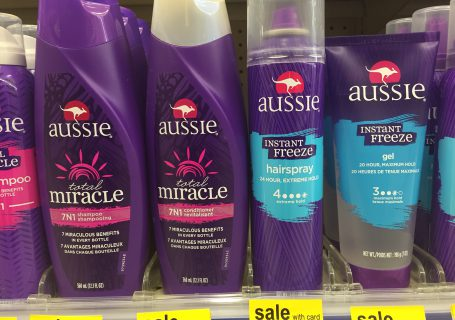 Aussie total miracle conditioner