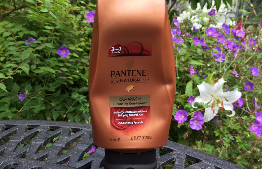 Pantene Co Wash Wider