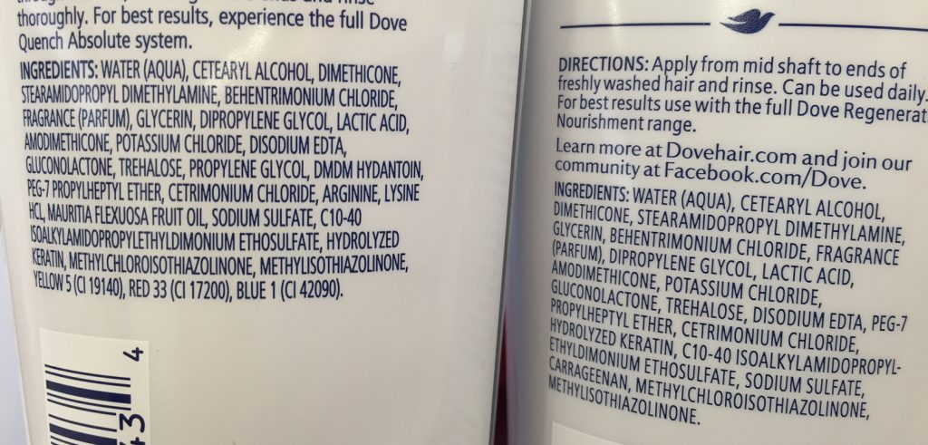 dove-quench-and-regenerative-cond-ingredients