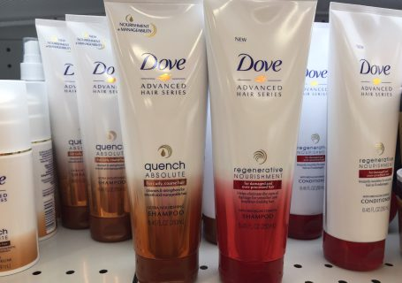 dove-quench-and-regenerative-shampoos