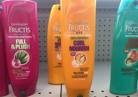 Fructis curl Nourish conditioner