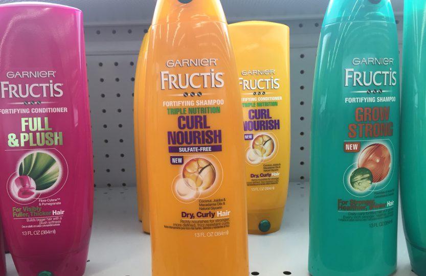 Garnier Curl Nourash shampoo