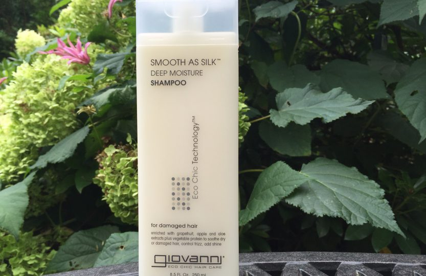 Giovani smooth as silk shampoo