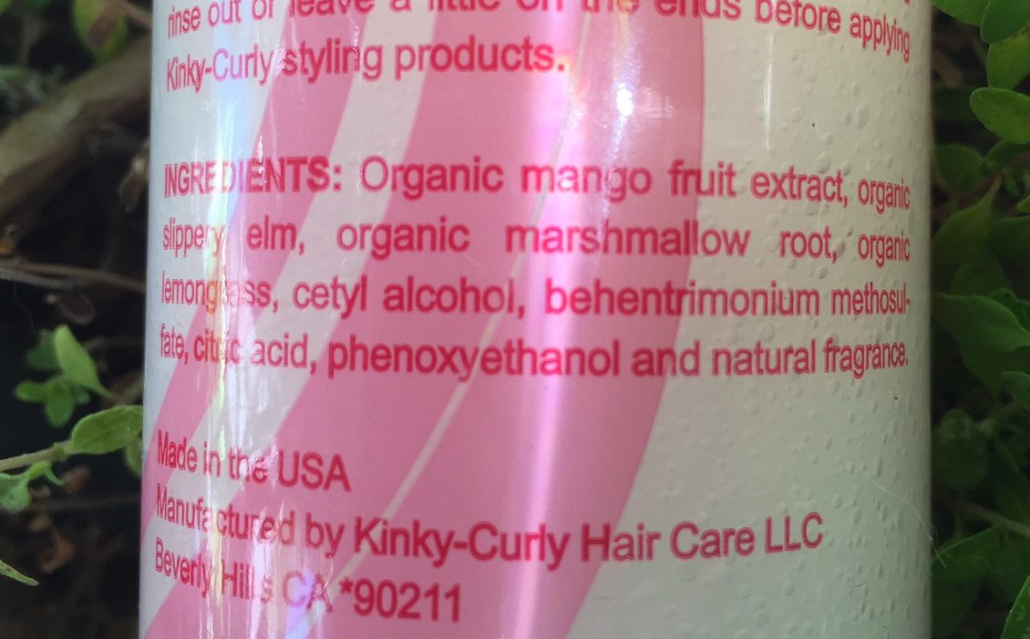 kinky-curly-conditioner-ingredients