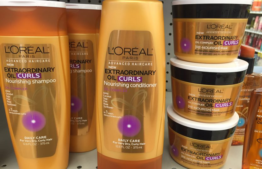 Loreal extraordinary oil conditioner