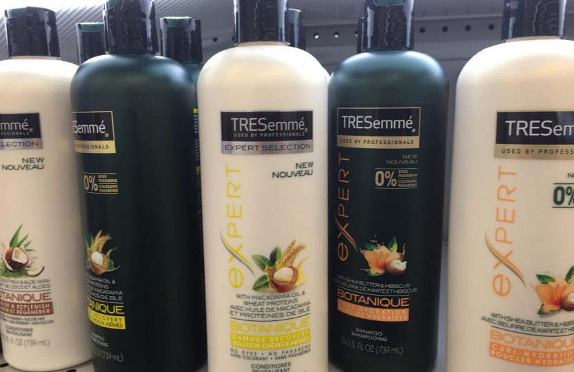 TRESemme expert botanique damage recovery cond